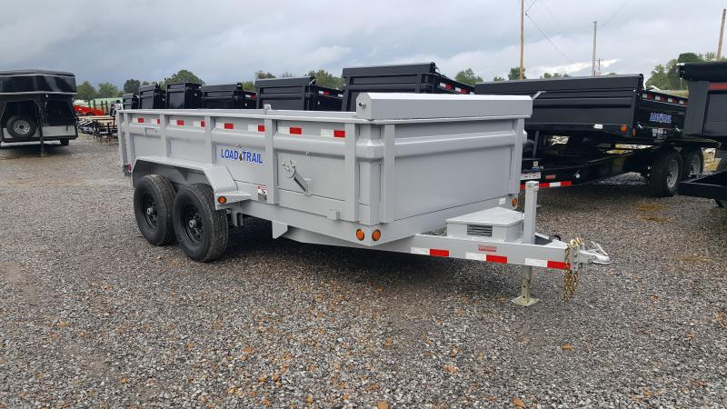 "2018 Load Trail 83""X14' Dump Trailer"