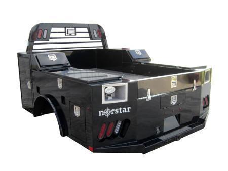 "2018 Norstar SD 8'6""X90"" Utility Bed"