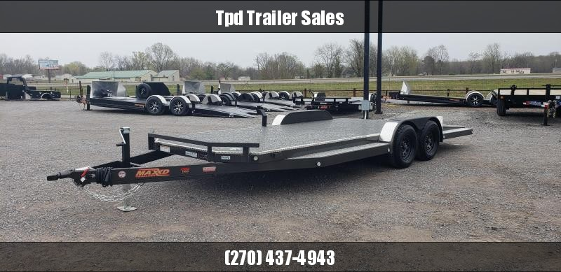 "2019 Maxxd 83""X20' Car Hauler in Ashburn, VA"