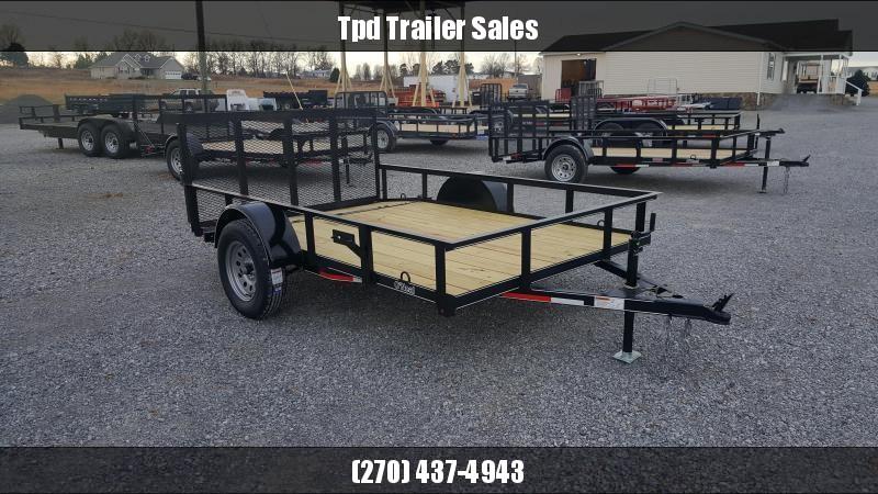 "2019 O'Neal 6'4""x10' Utility Trailer in Ashburn, VA"