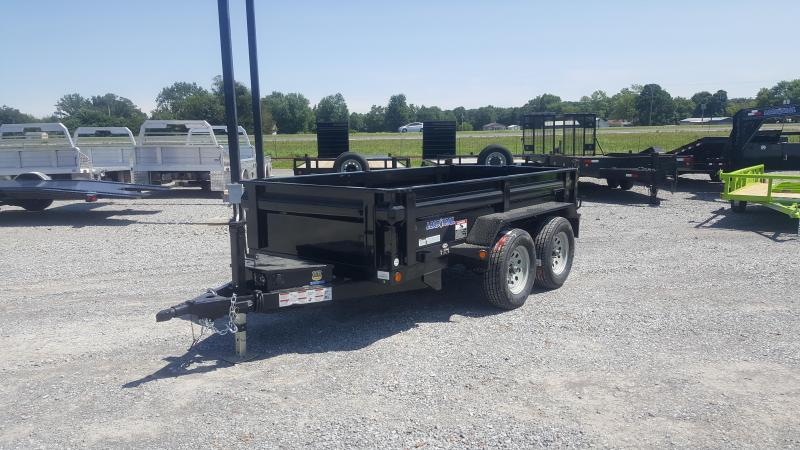 2018 Load Trail 5'X10' Dump Trailer