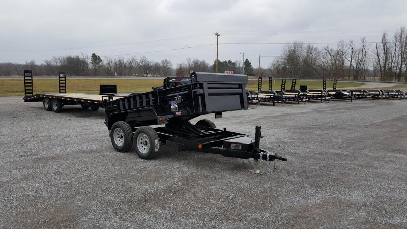 2019 Load Trail 5'X10' Dump Trailer
