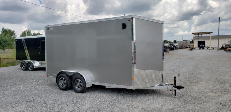 2018 Legend 7'X16' Aluminum Enclosed Trailer