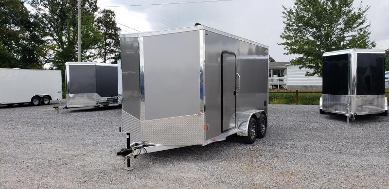 2018 Legend 7'X16' Aluminum Enclosed Trailer