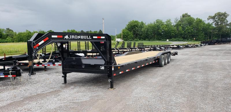 "2018 Iron Bull 102""X40' Equipment Trailer"