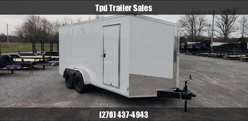 2020 Spartan 7'X16' Enclosed Trailer in Ashburn, VA
