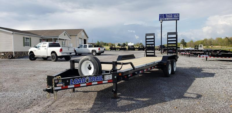 "2018 Load Trail 82""X24' 20K Equipment Trailer"