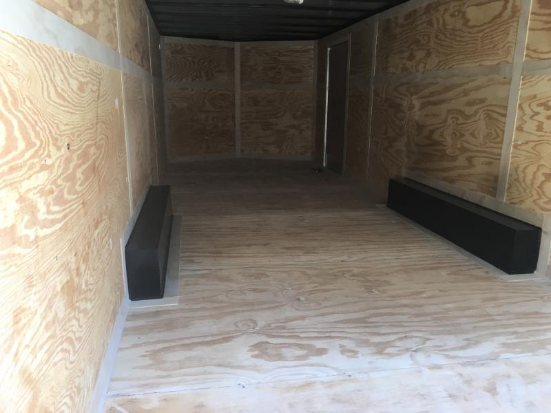 2019 cynergy 8.5x24 5ton car hauler Enclosed Cargo Trailer