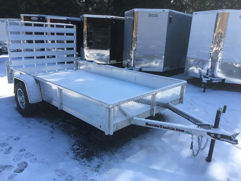 2019 Forest River Inc. 78x12 AFG all aluminum atp sides Utility Trailer