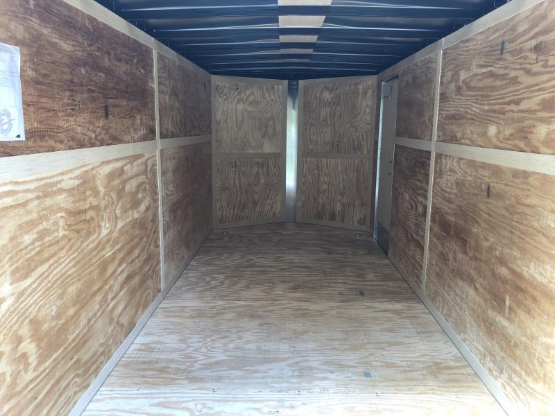 2020 Homesteader 7x16 Intrepid 6in extra height sd ramp Enclosed Cargo Trailer