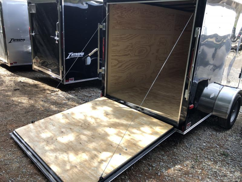 2019 Cynergy Cargo 6x12 vnose ramp Enclosed Cargo Trailer