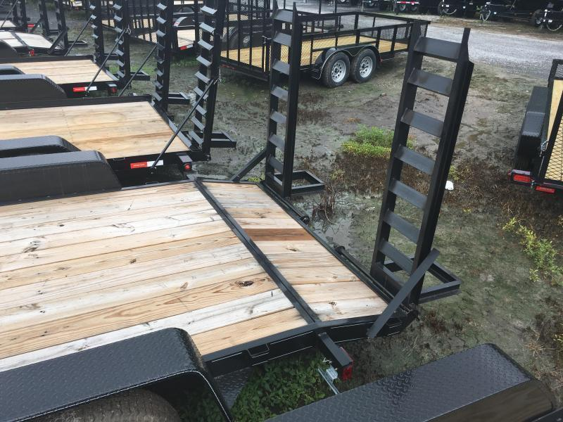 2019 Other (Not Listed) 82X16 5TON Equipment Trailer