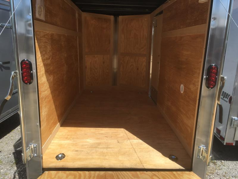2019 Homesteader 5x10 patriot/intrepid sd ramp door Enclosed Cargo Trailer
