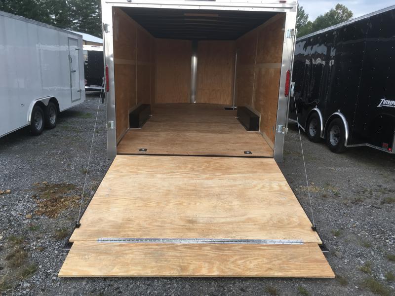 2019 Homesteader 8.5X20 Intrepid 5ton Car Hauler Enclosed Cargo Trailer