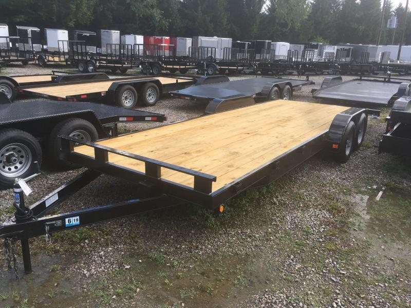 2019 Other 82x22 Wood floor dove Car Hauler Car / Racing Trailer