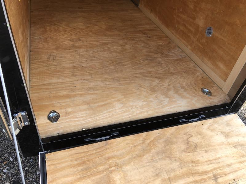 2020 Homesteader Inc. 6x12 intrepid sd ramp single axle Enclosed Cargo Trailer