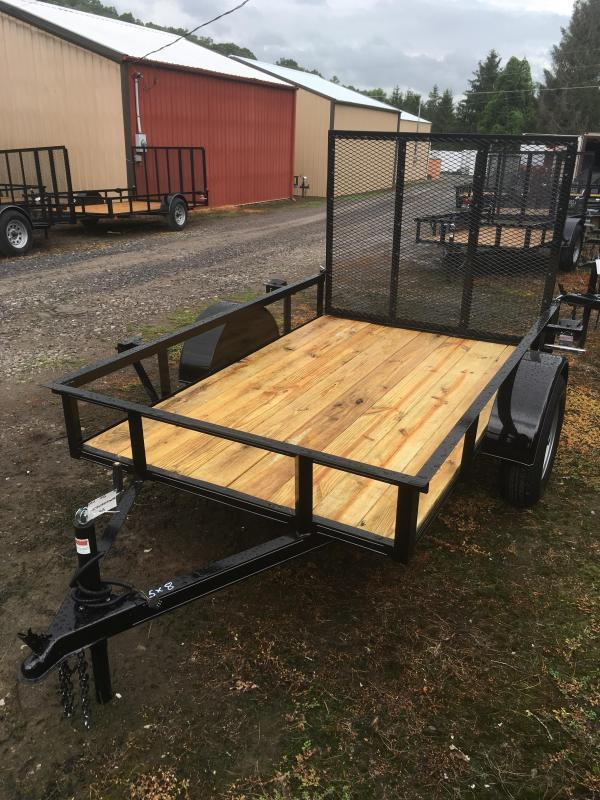 All Inventory | O Quinn Trailers in Coeburn VA | New and used