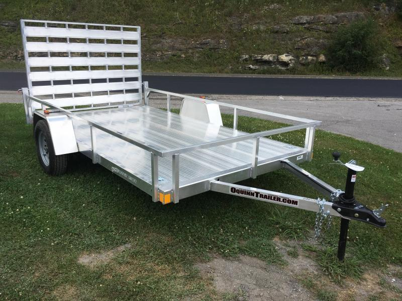 2018 Forest River Inc. 78x12 AFG all aluminum Utility Trailer