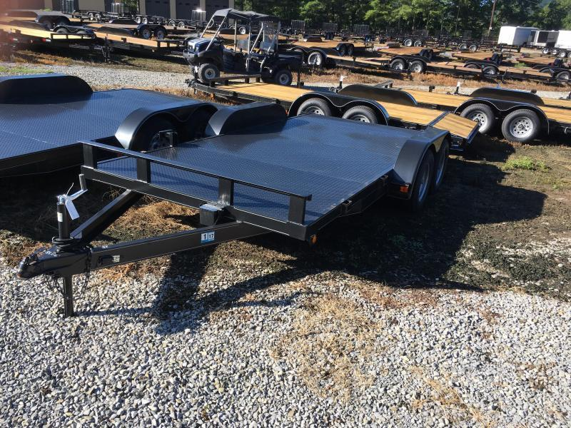 2019 Other 82x16 steel floor car hauler Car / Racing Trailer