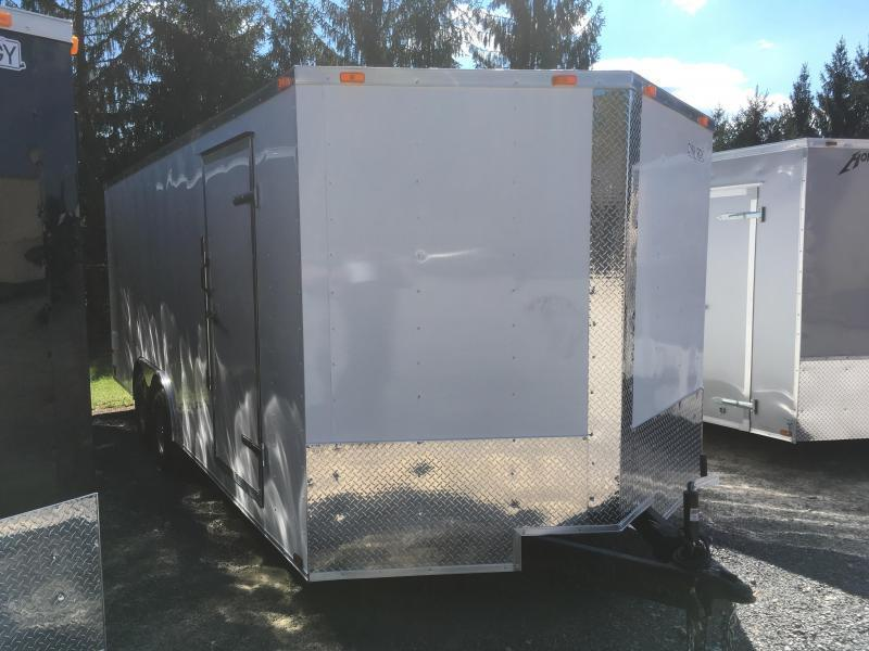 2019 Cynergy Cargo 8.5x20 7k car hauler Enclosed Cargo Trailer