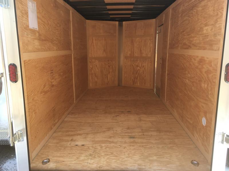 """2019 Homesteader 7x14 Intrepid 12"""" EXTRA HT Enclosed Cargo Trailer"""