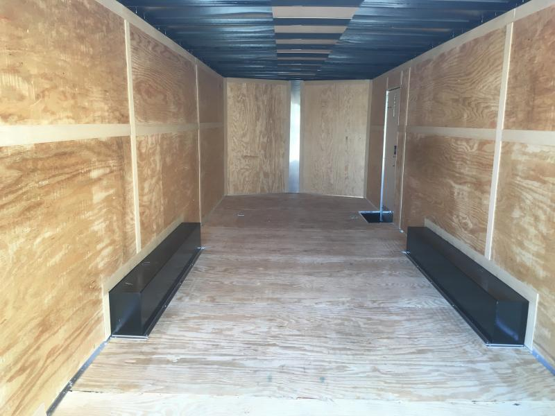 2019 Homesteader 824pt 5 ton spread axle car hauler Enclosed Cargo Trailer