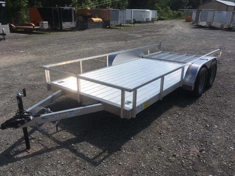 2019 Forest River 78x16 all aluminum utility Utility Trailer