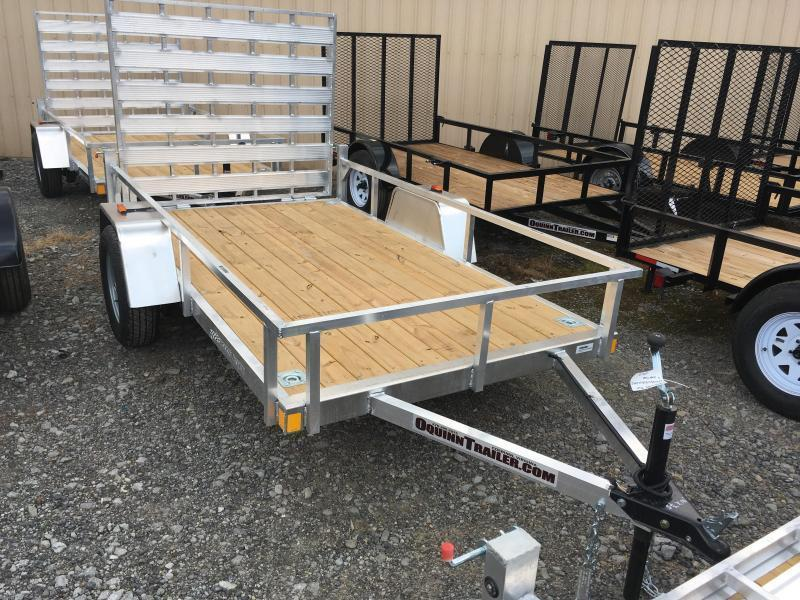 2020 Forest River Inc. 5.5x10 aluminum w/wood floor Utility Trailer