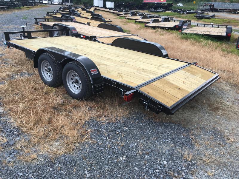 2018 Other 82x16 wood car hauler Car / Racing Trailer