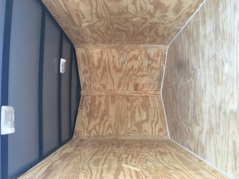 2019 Cynergy advanced 5x8 v nose ramp only Enclosed Cargo Trailer