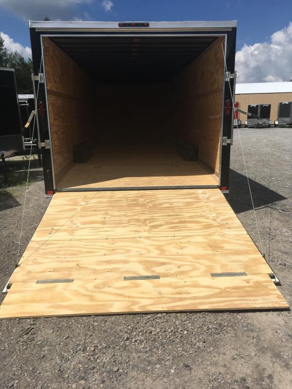 2019 Triple Crown Cargo 8.5x24 3 1/2 ton car hauler Enclosed Cargo Trailer