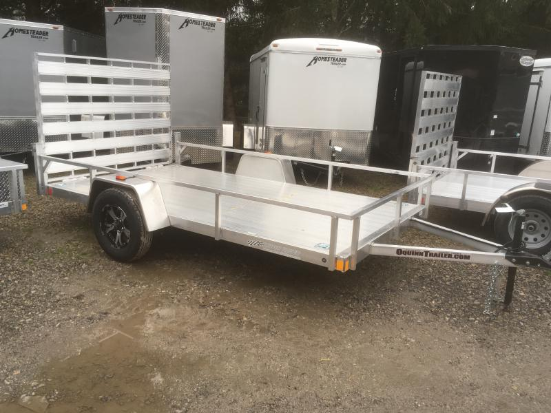 2019 Forest River Inc. 78x12 AFG all aluminum Utility Trailer