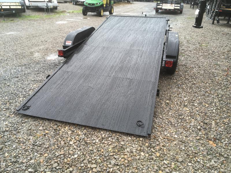 2019 Other 82x20 4stationary+16tilt Tilt steel floor car hauler Car / Racing Trailer