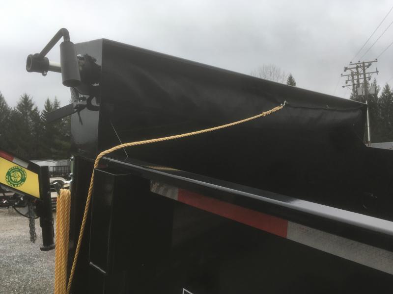 2020 Forest River Inc. 7x14 7ton Dump Trailer