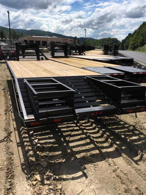 2019 Other (Not Listed) 25ft 20k tandem dual gooseneck Equipment Trailer