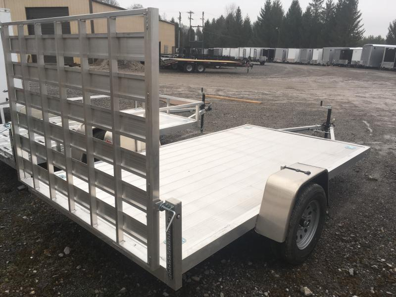 2019 Forest River Inc. 78x12 AFG all aluminum no rails Utility Trailer