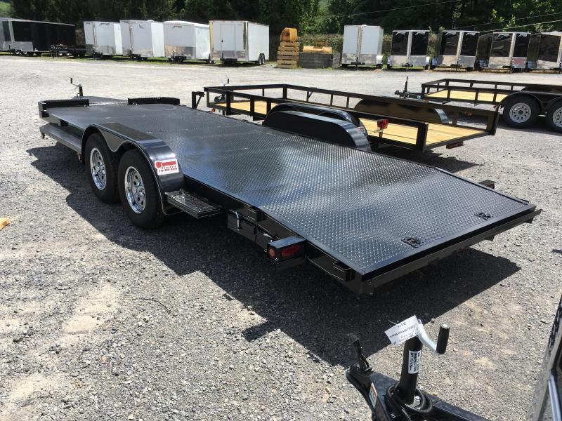 2019 Other (Not Listed) 20ft deluxe car hauler 7k Car / Racing Trailer