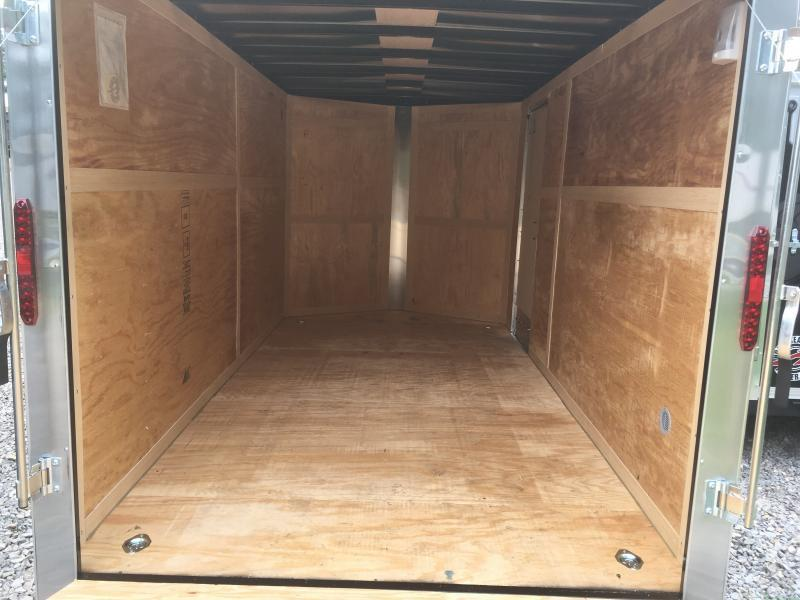 "2020 Homesteader 7x14 Intrepid 6"" EXTRA HT sd ramp Enclosed Cargo Trailer"