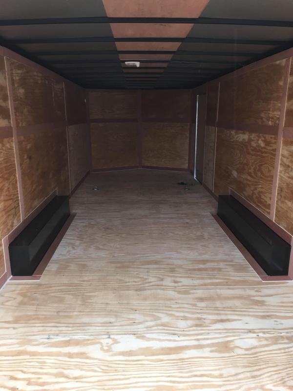 2019 Cynergy Cargo 8.5x24 7k car hauler Enclosed Cargo Trailer
