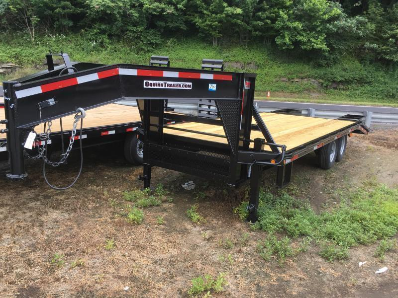 2018 Other (Not Listed) 21ft 7ton gooseneck Equipment Trailer