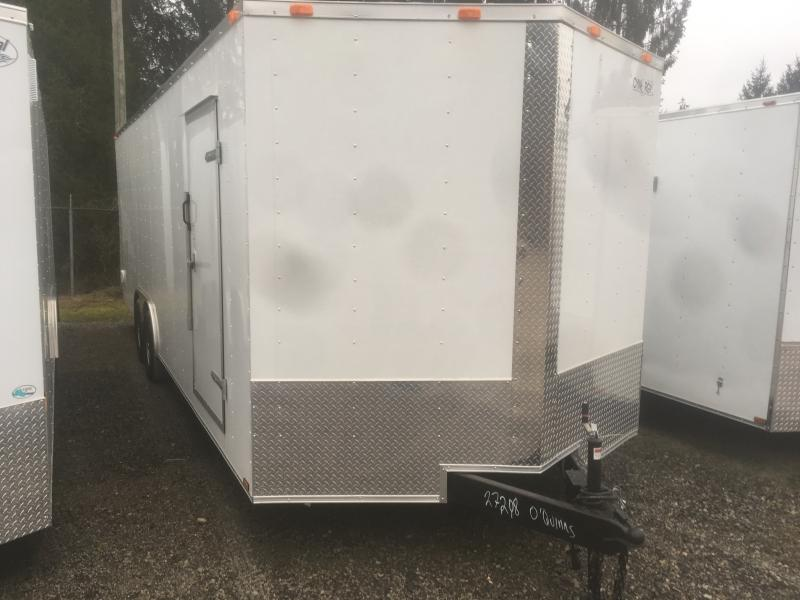 2019 Other 8.5x24 5ton 7ft tall car hauler Enclosed Cargo Trailer