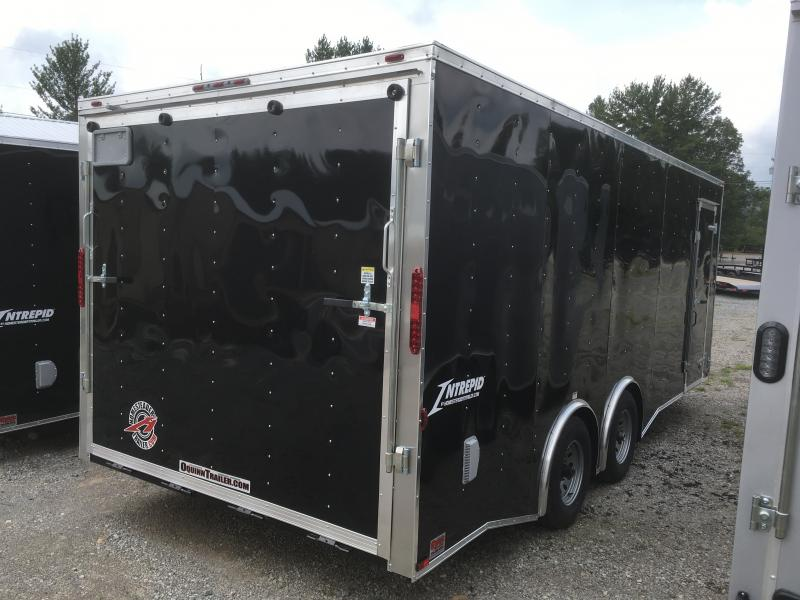 2019 Homesteader 820it 5 ton spread axle car hauler Enclosed Cargo Trailer