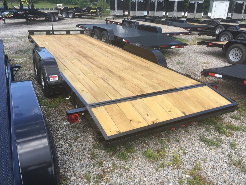 2019 Other 82x22 Wood floor dove Car Hauler Car / Racing Trailer