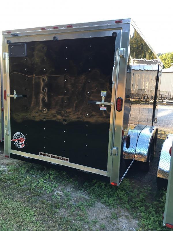 2019 Homesteader 7x16 Patriot/Intrepid 6in extra ht 6.5 tall inside Enclosed Cargo Trailer