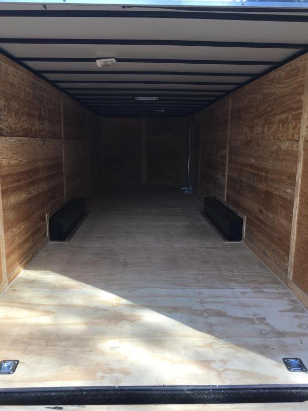 2018 Other 8.5x28 5ton car hauler Enclosed Cargo Trailer
