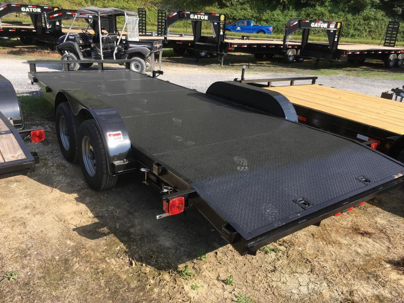 2019 Other (Not Listed) 82x20 5ton Steel Floor Car Hauler Car / Racing Trailer