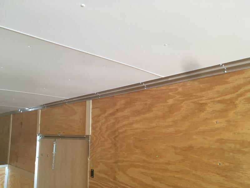 2018 Homesteader 8.5x36 Champion 7ton Gooseneck 7ft tall Enclosed Cargo Trailer