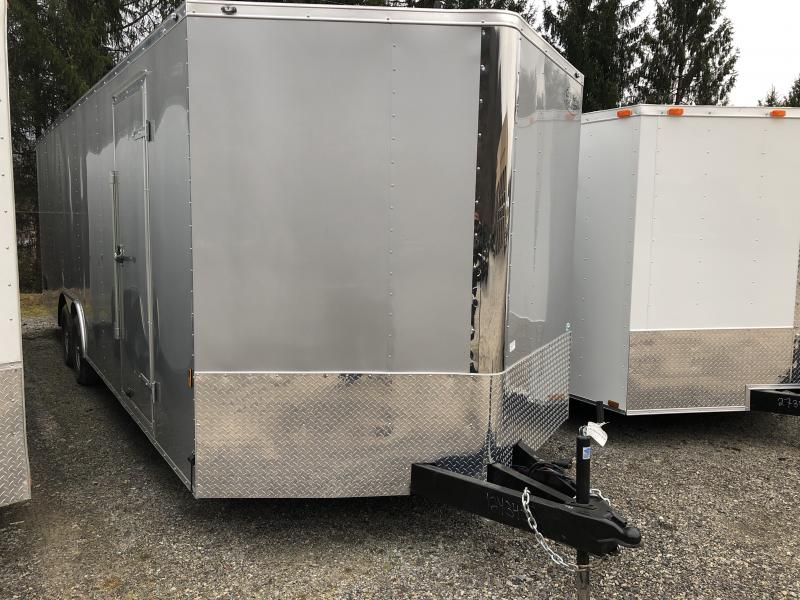 2020 Continental Cargo 8.5x24 5ton car hauler Enclosed Cargo Trailer