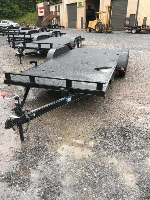 2019 Other 82x18 steel car hauler Car / Racing Trailer
