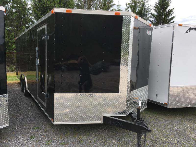 2019 Cynergy Cargo 8.5x24 3 1/2 ton car hauler Enclosed Cargo Trailer